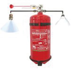 extintor automático 6 kilogramos